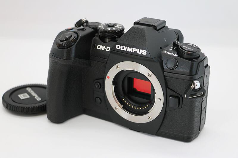 【買取実績】OLYMPUS オリンパス OM-D E-M1 MarkⅡ ボディ|中古買取価格46,000円