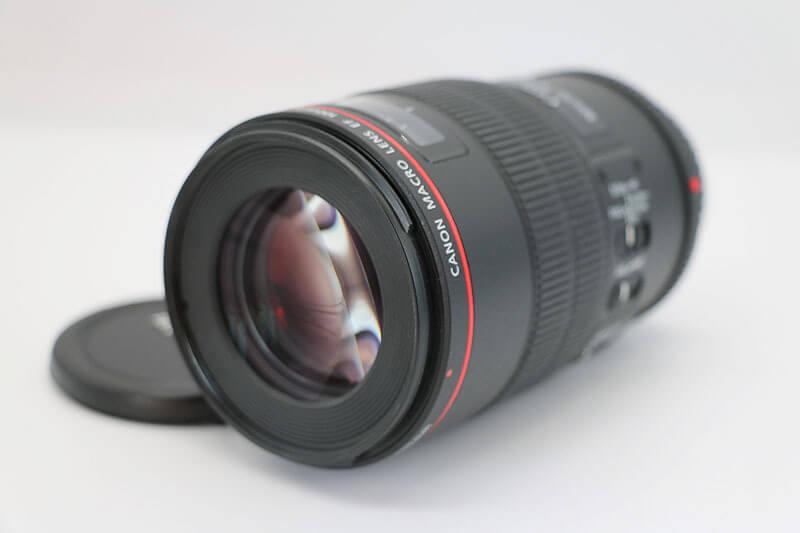 【買取実績】Canon キャノン EF 100mm F2.8L IS Macro USM|中古買取価格57,000円