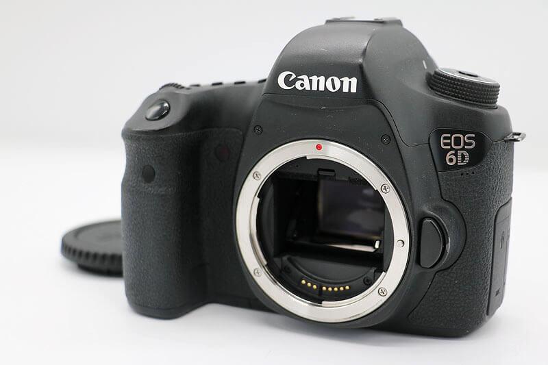 【買取実績】Canon キャノン EOS 6D ボディ|中古買取価格32,000円