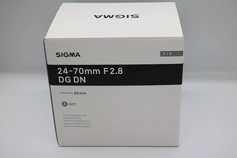 【買取実績】SIGMA 24-70mm F2.8 DG DN Art Lマウント|中古買取価格91,000円