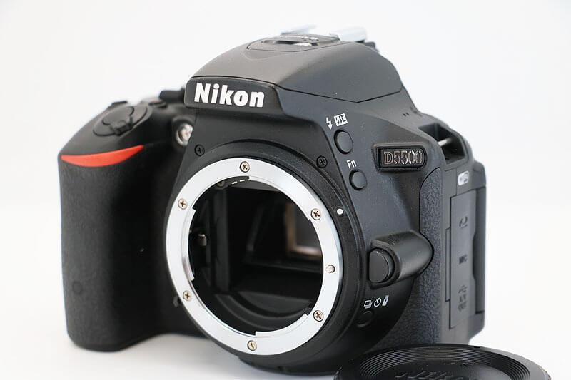 【買取実績】Nikon ニコン D5500 ボディ