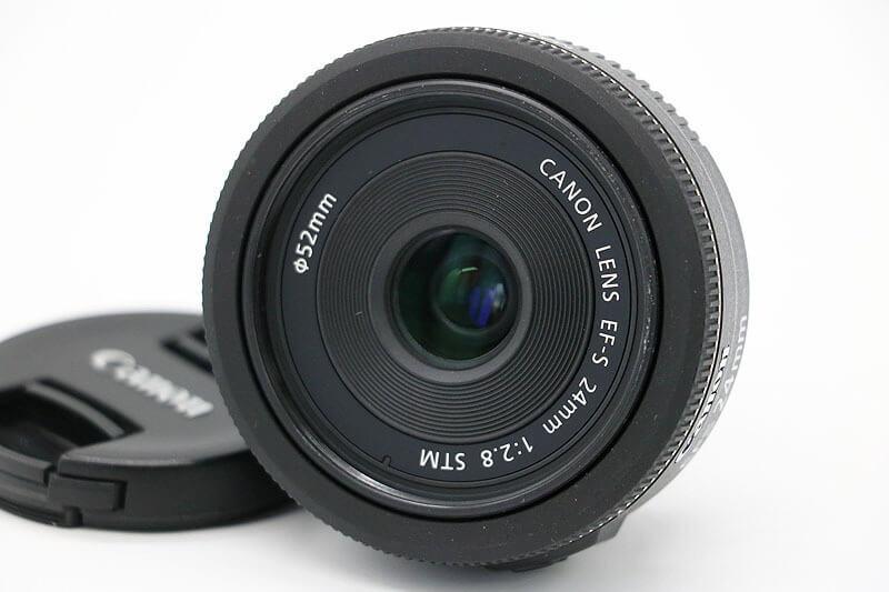【買取実績】Canon キャノン EF-S 24mm F2.8 STM