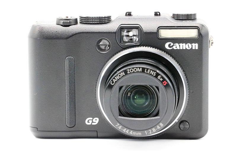 【買取実績】Canon キャノン PowerShot G9