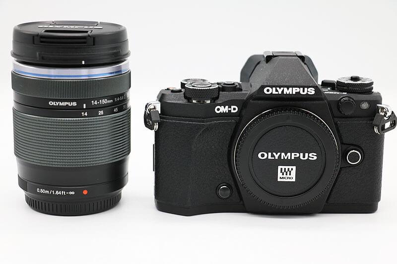【買取実績】OLYMPUS オリンパス OM-D E-M5 MarkⅡ 14-150mm II レンズキット