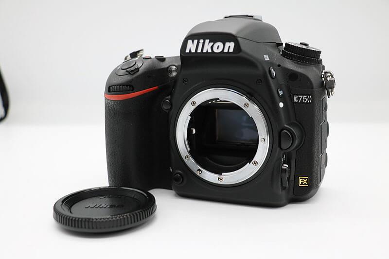 【買取実績】Nikon ニコン D750 ボディ