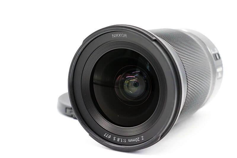 【買取実績】Nikon ニコン NIKKOR Z 20mm f1.8 S