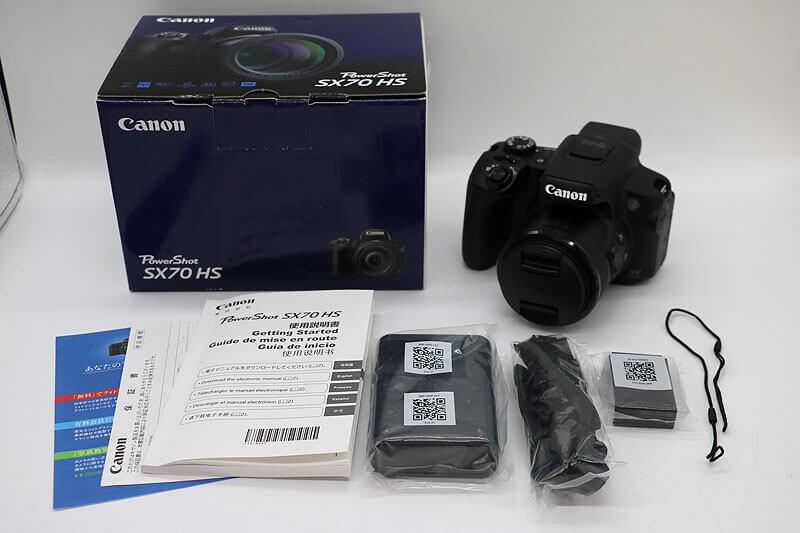 【買取実績】Canon キャノン Power Shot SX70HS