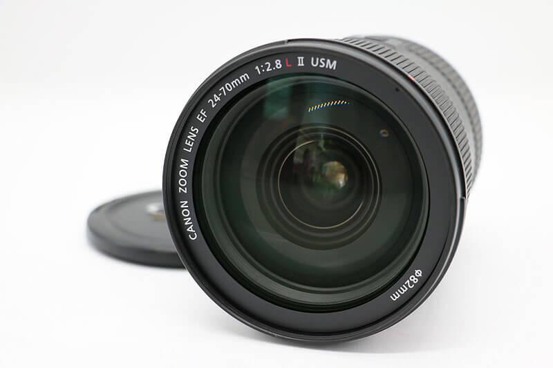 【買取実績】Canon キャノン ZOOM LENS EF 24-70mm F2.8 L Ⅱ USM