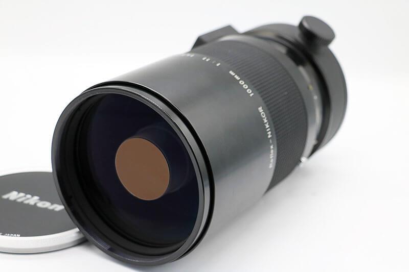 【買取実績】Nikon ニコン reflex nikkor 1000mm F11