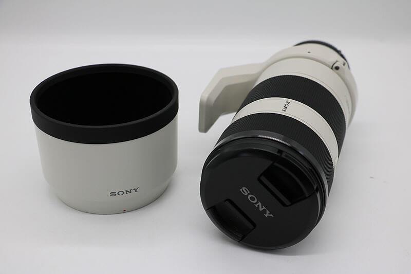 【買取実績】SONY ソニー FE70-200mm F4 G OSSSEL70200G
