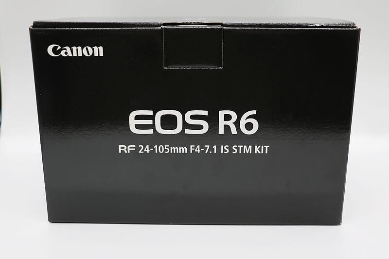 【買取実績】Canon キャノン EOS R6 RF24-105 IS STM レンズキット