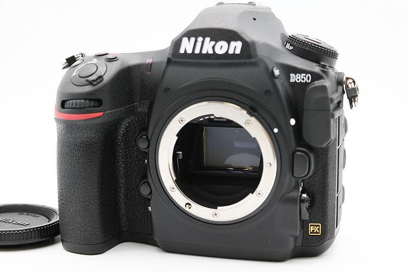 【買取実績】Nikon ニコン D850