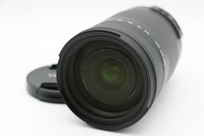 【買取実績】TAMRON 18−400mm F3.5-6.3 DiII VC HLD B028 for Canon